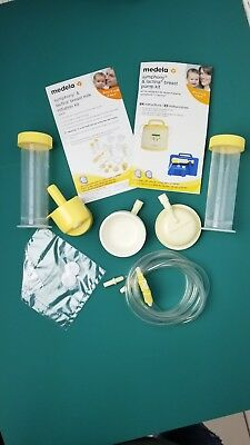 Medela Breast Pump Lactina Replacement Spare Parts