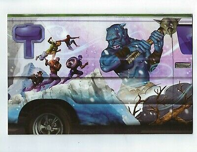 War Of The Realms # 3 Horn 1:10 Variant NM Marvel