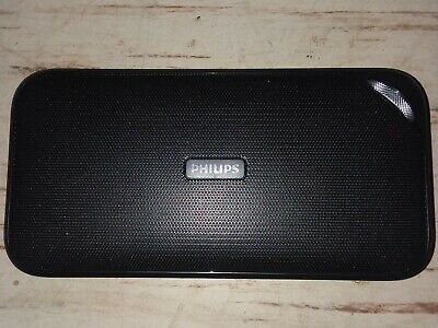 Philips Bluetooth Wireless Portable Speaker With NFC Bt3500b/37