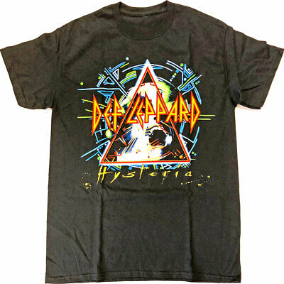 Def Leppard Men's Hysteria Tour T-Shirt New + Tags Download Festival Headliners.