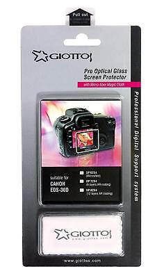 Giottos Pro Glass Screen Protector Canon 30D