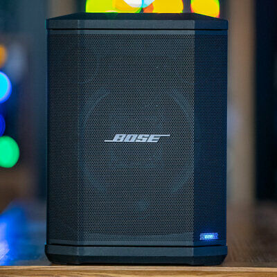 Bose S1 Pro System - Portable Multi position PA system includes Battery - New