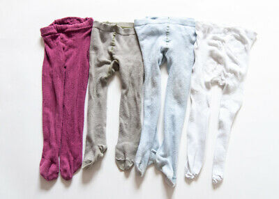 Boys/Girls Tights – Size S (4 Pack)