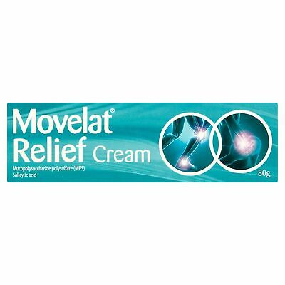 Movelat Cream Relief 80g