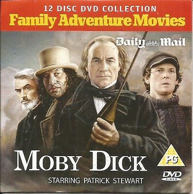 Moby Dick - Patrick Stewart - Daily Mail Promo Dvd