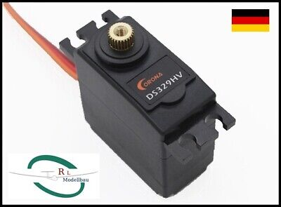 Corona DS329HV Digital Metallgetriebe Servo 4.5kg / 0.09sec / 32g 6.0V - 7.4V