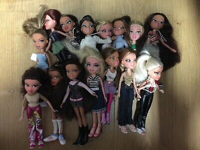 Bratz doll multiple listing 2 choose your doll dressed with clothes you choose