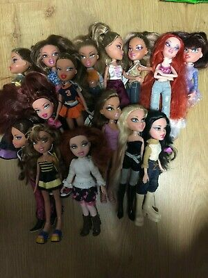 Bratz doll multiple listing 3 choose your doll dressed with clothes you choose