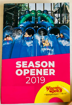 Wisconsin Dells Season Opener Cards Featuring FREE Lower Dells Boat Tours & more