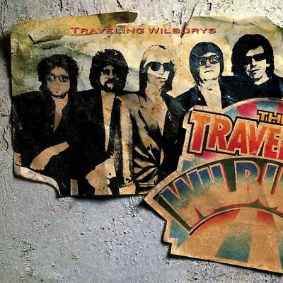 "The Traveling Wilburys ""Volume 1"" Vinyl LP Record (New & Sealed)"