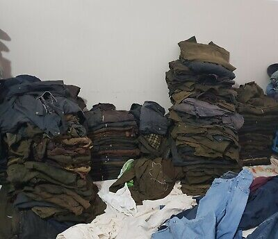 20 X Barbour Wax Jackets C/D Grade Wholesale Job Lot Bundle