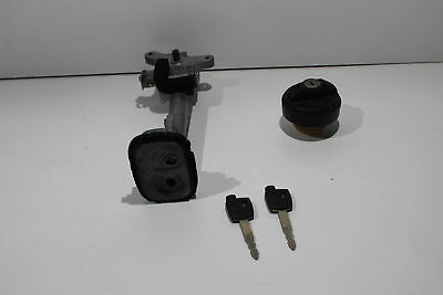 Suzuki 07-09 Burgman 400 06-09 650 Ignition Lock Key Set W/ Gas Cap