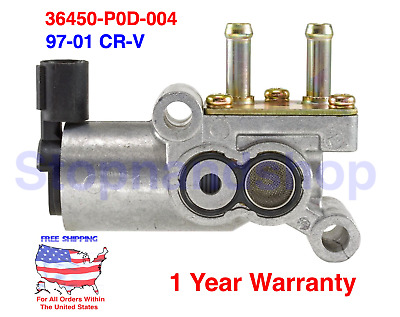 NEW IDLE AIR Speed Control Valve Stepper Motor Valve IAC for Honda CRV CR-V