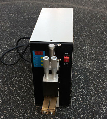 USED 220V 3KW 18650 Battery Pulse Spot Welder Welding Soldering Machine