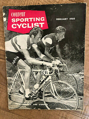 Sporting Cyclist Magazine / February 1960