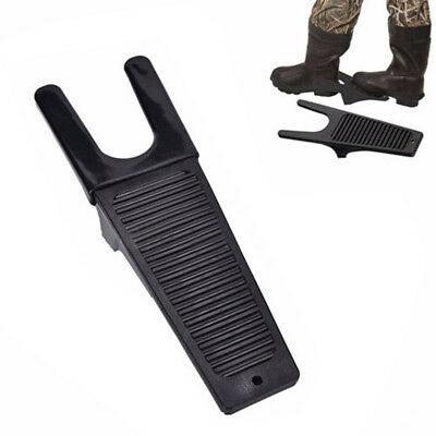 Heavy Duty Boot Puller Jack Welly Wellington Shoe Remover Scraper Cleaner Grip M