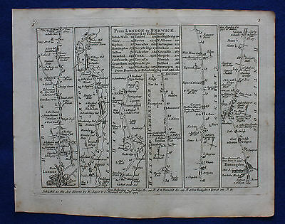 Original antique map, MIDDLESEX, HERTFORDSHIRE, HUNTINGDONSHIRE, Jefferys, 1775