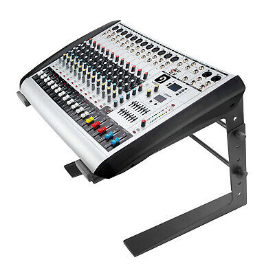 Portable Laptop Stand For Dj Mixer Sound Equipment With Adjustable Height