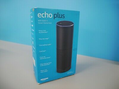 Amazon Echo Plus Smart Speaker (743418)