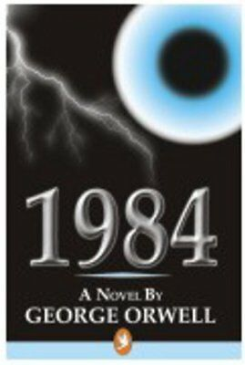 1984 By George Orwell (New Paperback Book)