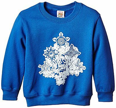 Job Lot x 29 Size 5-6 Yrs Official Marvel Children's Blue Christmas Jumpers