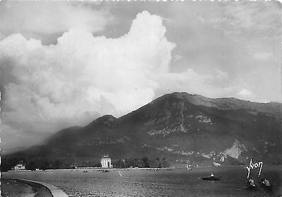 BR12198 Annecy Les rives du lac   france  real photo