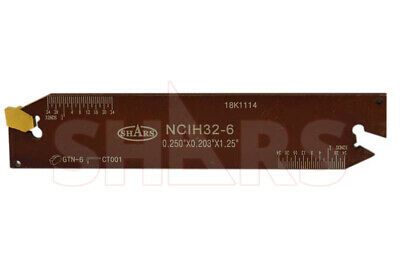 OUT OF STOCK 90 DAYS NCIH-32-5-PS Positive Stop Adjustable Blade for Self-Lock C