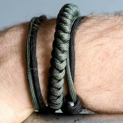 GREENSNAKE Wearable EDC Everyday Carry Self Defense Survival Choke Attack Weapon