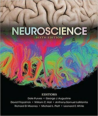 Neuroscience 6th Edition by Dale Purves (P-D-F)