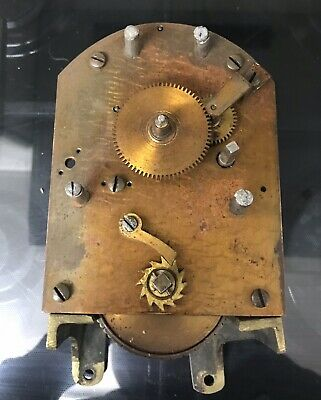 Large Fusee Clock Movement For A Industrial Clock Or Grandfather Clock