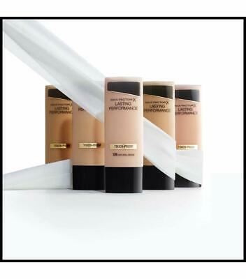 Max Factor Lasting Performance Foundation 35ml Choose from Colors Tawny & Toffee
