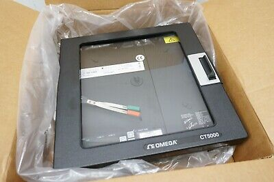 Omega Ct 5000 Series Chart Recorder 50100011Ct