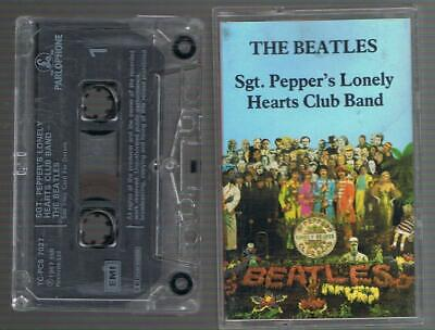 The Beatles - Sgt Pepper's Lonely Hearts Club Band (Cassette Tape)