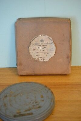 Vintage 8mm movie film Bushland Melodies Department of Infomation Division
