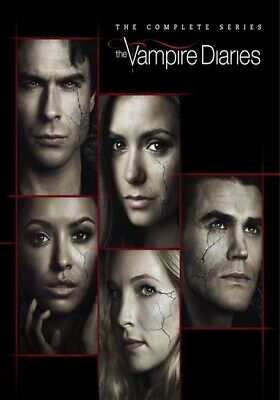 The Vampire Diaries: The Complete Series (DVD,2017) (ward631914d)