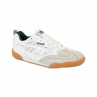 Hi-Tec Squash Mens /Womens Lace up Sports Running Trainers /Shoes (FS770)