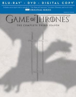 Game of Thrones: The Complete Third Season (DVD,2014)