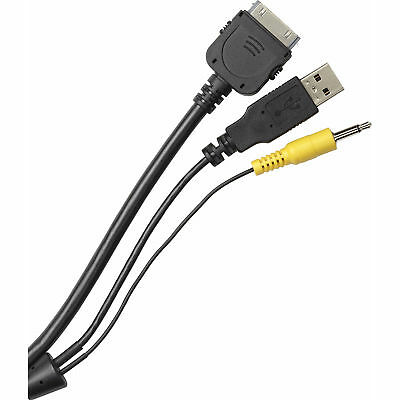 Sony Rc202ipv Audio/video Cable - For Audio/video Device, Ipod, Iphone - 3 Ft -