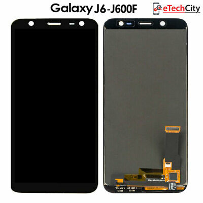 For Samsung Galaxy J6 J600F Lcd Display Screen Touch Digitizer Glass Replacement