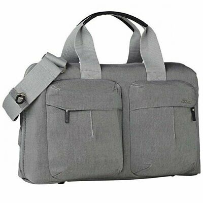 Joolz Uni2 Nursery Bag Studio Collection Graphite Grey Changing Bag Infant