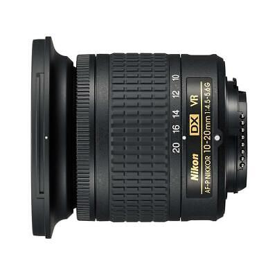 Nikon AF-P DX NIKKOR 10-20mm f/4.5-5.6G IF VR Zoom Lens - Refurbished By Nikon