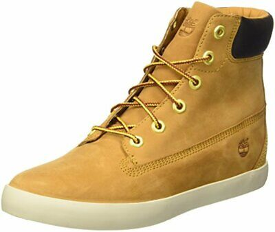 Timberland Antwerp Air Nubuck Lace Up Womens Wheat Low Top Trainers A1IU6 T1I