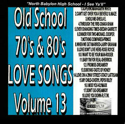 BEST OF 80'S-90'S Old School Freestyle Mix DJ Compilation Mix CD