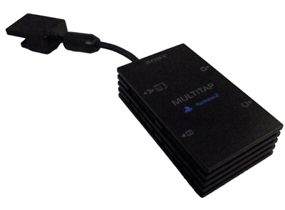 Genuine Sony Multitap Magic Gate PS2 Memory Card PlayStation 2 SCHP-10090 Multi