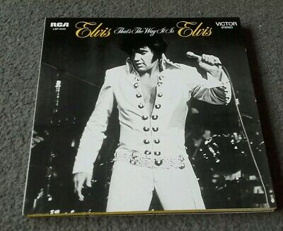 Elvis Presley - THAT'S THE WAY IT IS FTD 70