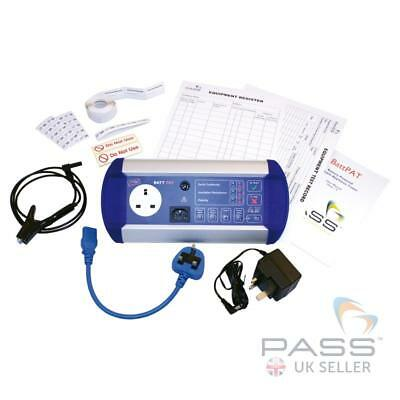 NEW First Stop Safety BATTPAT Manual PAT Tester - Simple, Hand Held & Portable