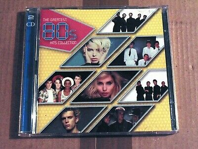 CD THE GREATEST 80'S HITS COLLECTION EMI 2006 80's Pop Album 36 Tracks Duran Dur