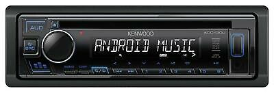 Kenwood KDC-130UB - CD/MP3-Autoradio mit USB / AUX-IN