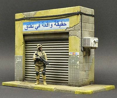 Reality In Scale 35249 Middle East shop front 1:35 scale diorama building