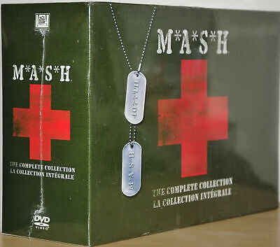 MASH The Complete Series Collection DVD - M*A*S*H Seasons 1-11 (33 Disc Box Set)